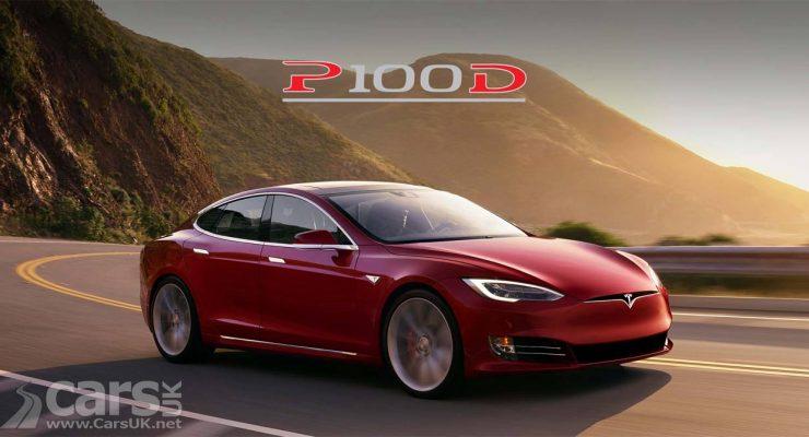 Photo Tesla Model S P100D