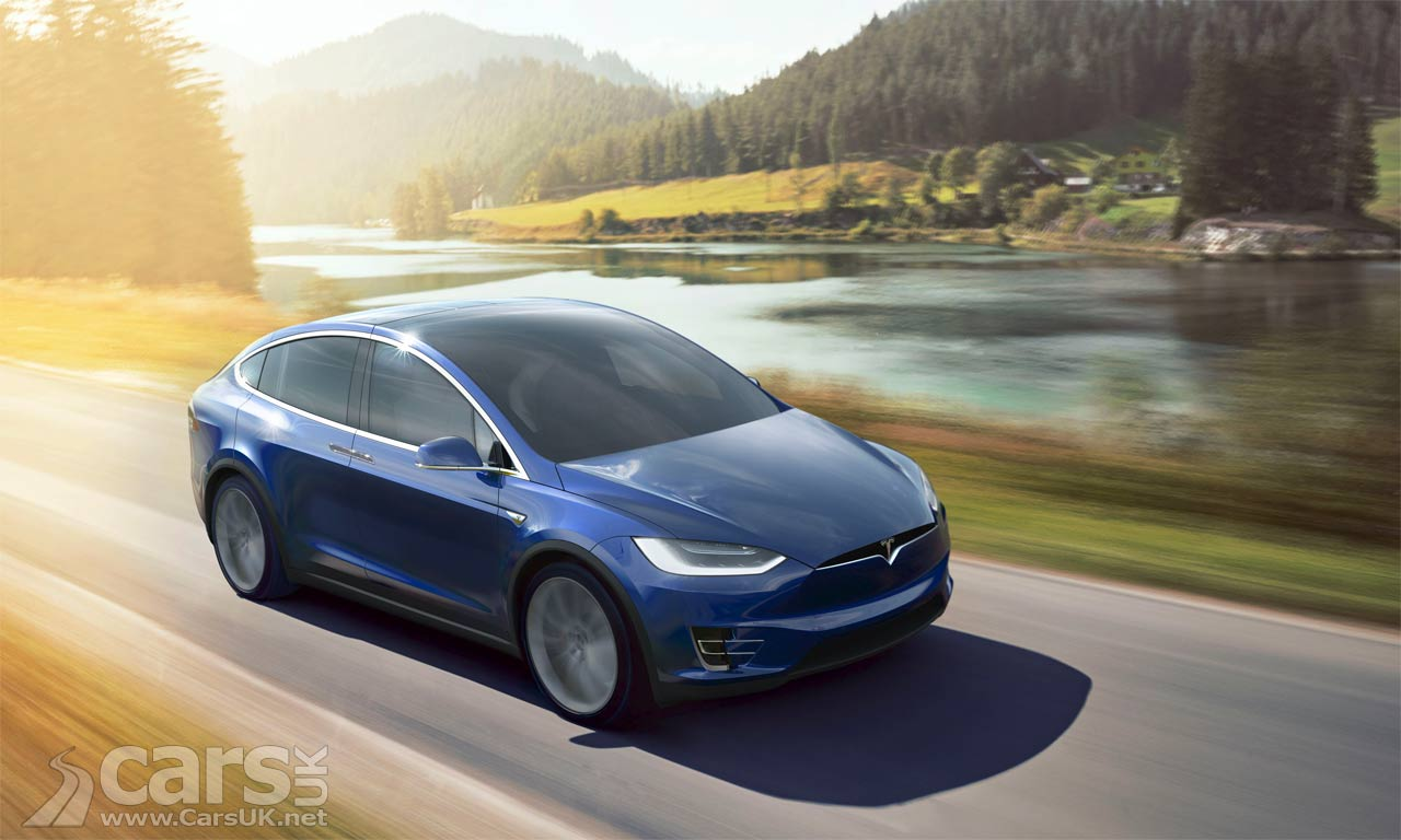 Photo Tesla Model Y Compact SUV