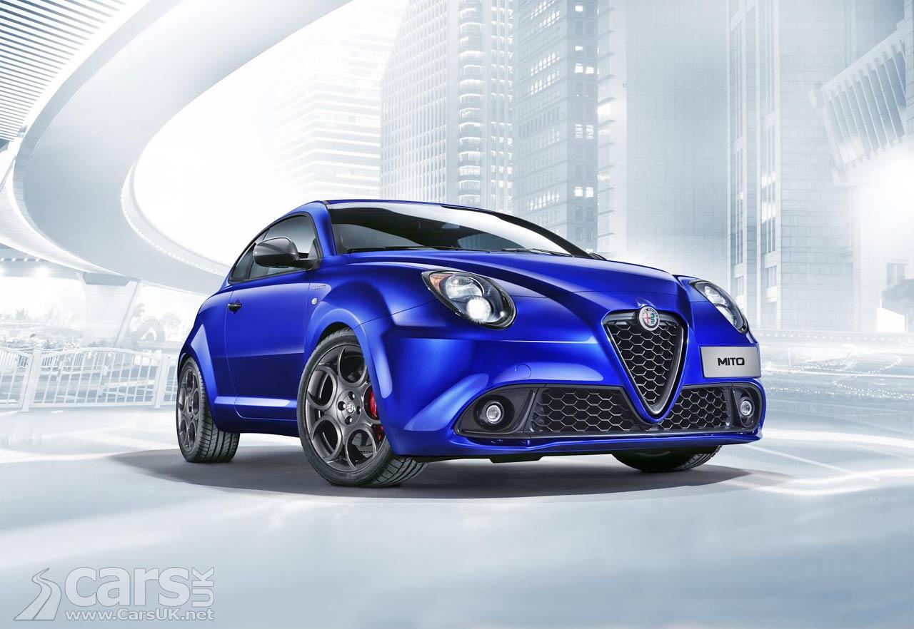 Alfa romeo mito gets a giulia facelift on sale uk from 12 960 cars uk