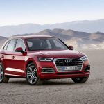 2017 Audi Q5 revealed in Paris looking just like a cheaper Audi Q7