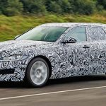 2017 Jaguar XF Sportbrake CONFIRMED with teaser photo of the new XF Estate