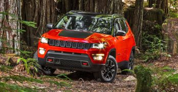 New Jeep Compass revealed in Brazil – should be a new Jeep model for the UK