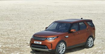 New 2017 Land Rover Discovery OFFICIALLY revealed – priced from £43,495