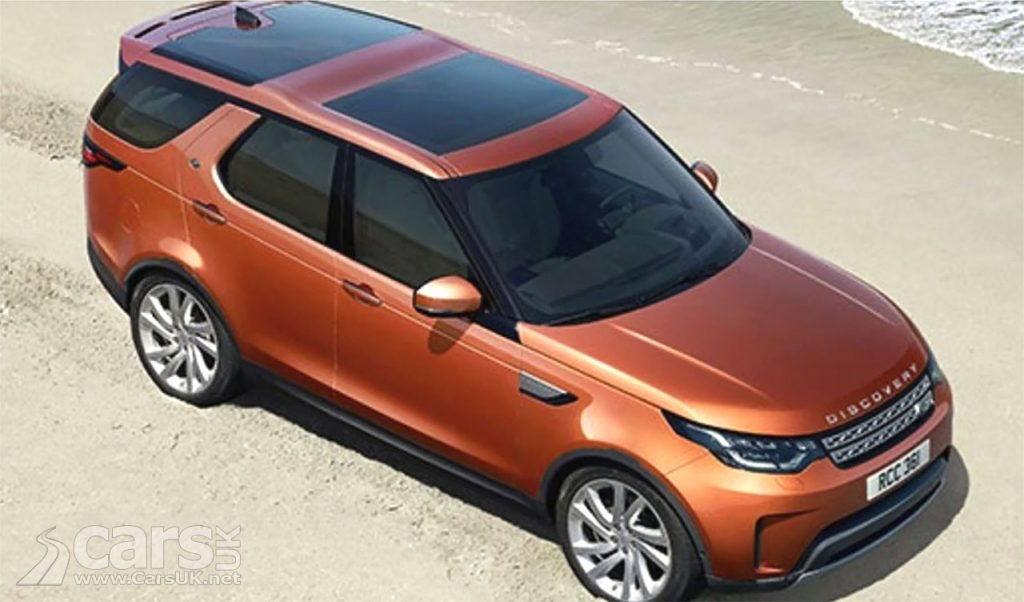 Photo 2017 Land Rover Discovery '5'