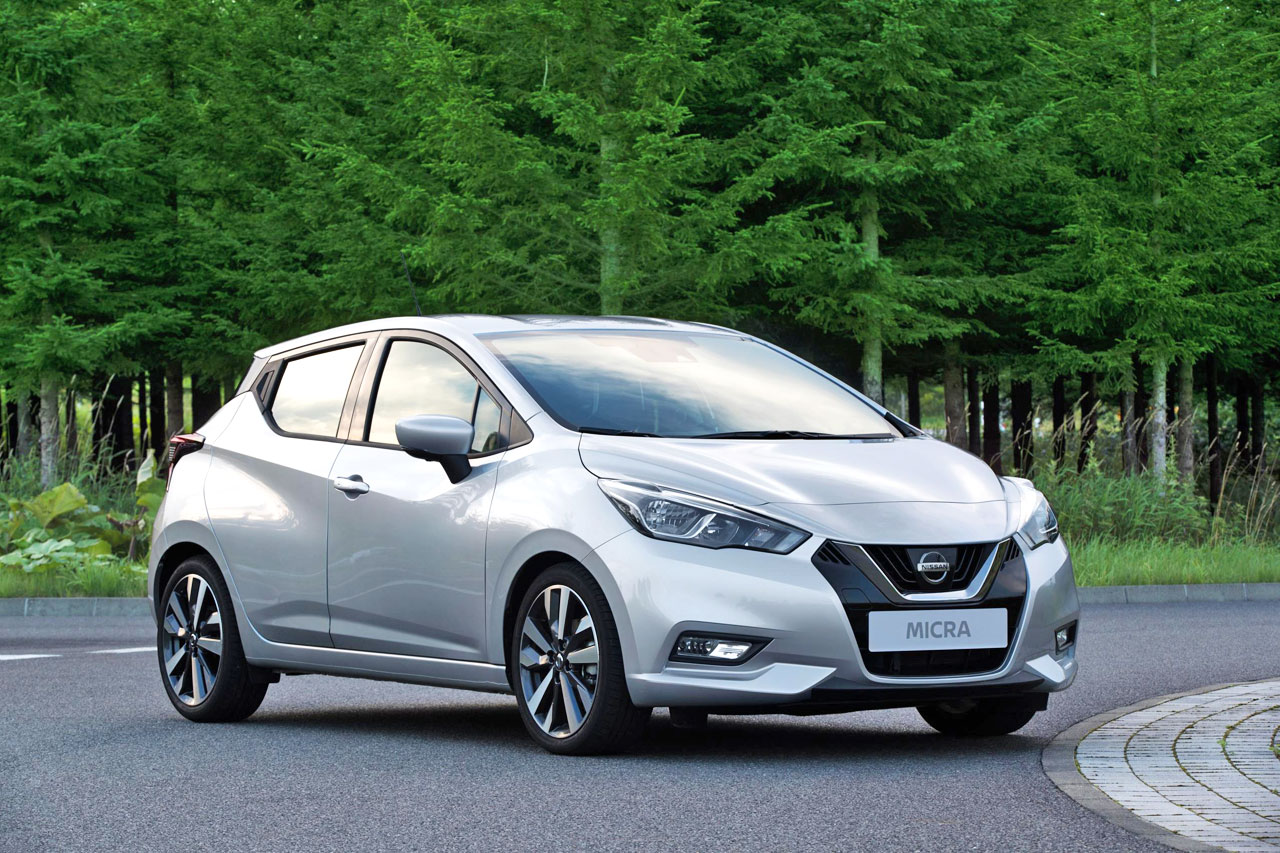 2017 nissan micra revealed and it looks like the micra is appealing again cars uk. Black Bedroom Furniture Sets. Home Design Ideas