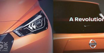 New 2017 Nissan Micra teased ahead of Paris debut – 'A Revolution is Coming'