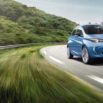 2017 Renault ZOE EV gets 250 mile electric range