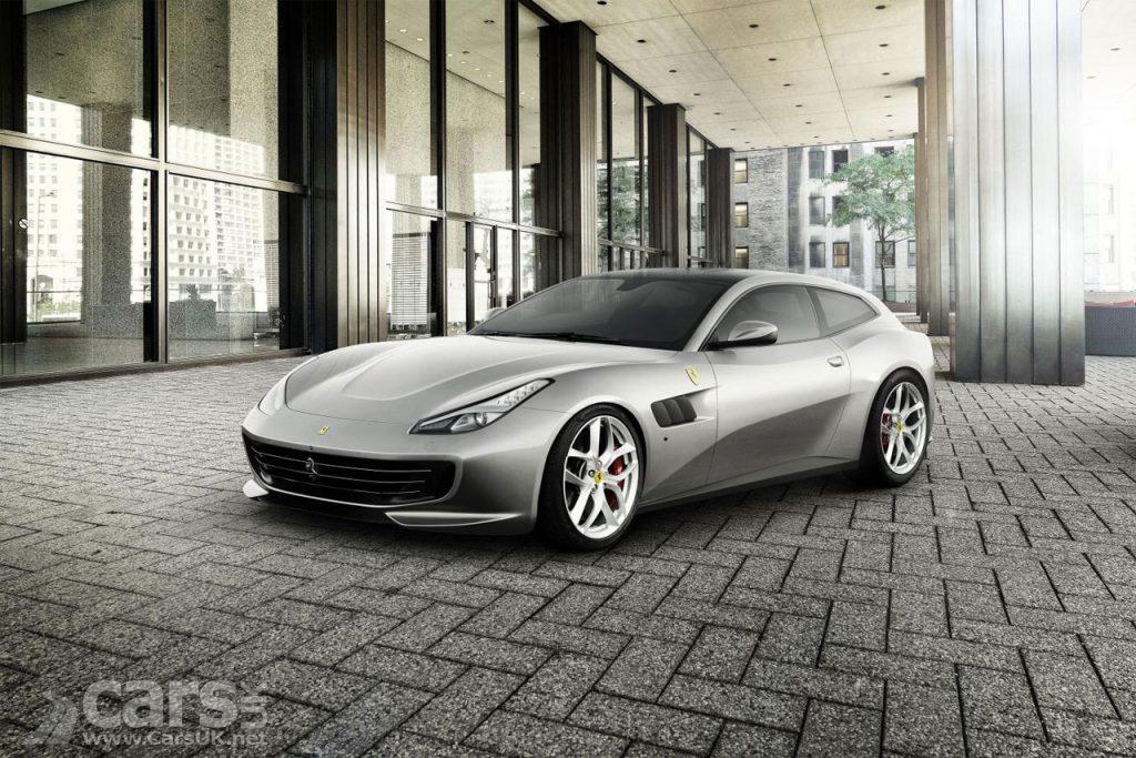 Photo Ferrari GTC4 Lusso T