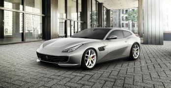 Ferrari GTC4 Lusso T arrives as the poor man's GTC4 with 'just' a 602bhp V8 and RWD