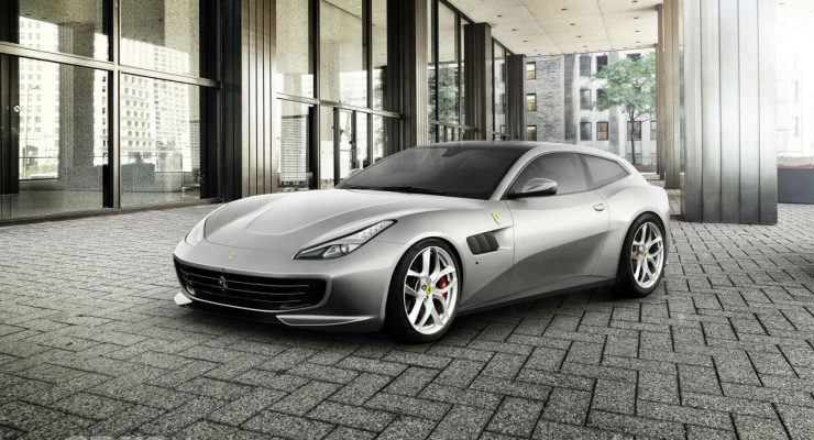 Photo Ferrari GTC4 Lusso T