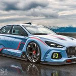 Hyundai RN30 concept arrives in Paris as a guide to the new Hyundai i30N