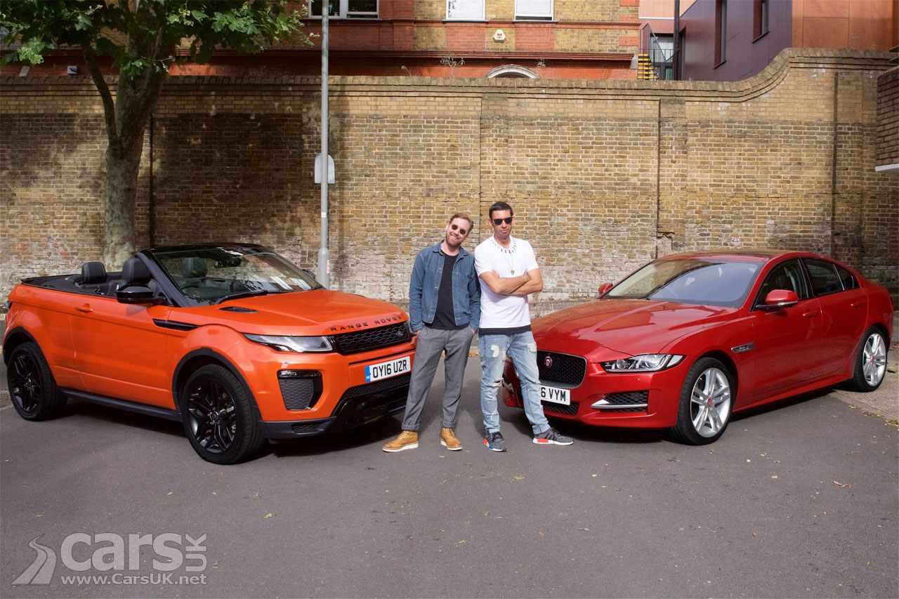 Land Rover Incontrol >> Jaguar & Land Rover now with Spotify for better cruisin' tunes (+ video) | Cars UK