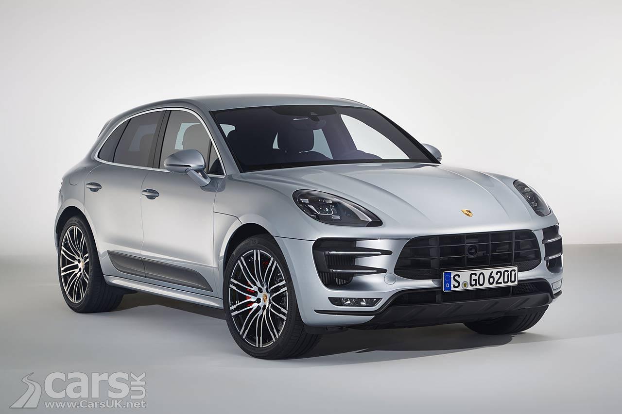 Porsche Macan Gets Sport Design Package Sport Classic Alloys