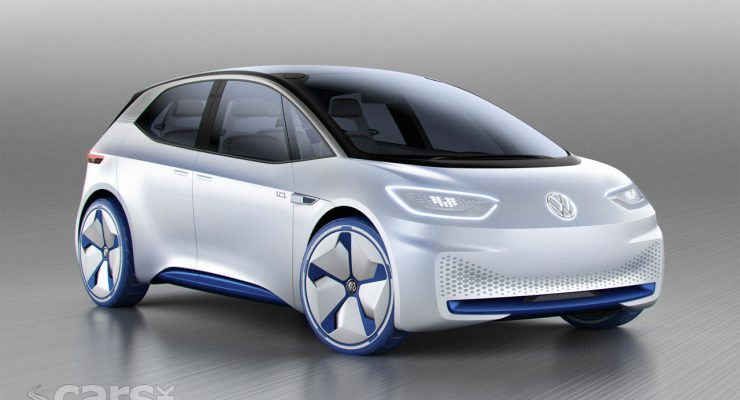 Photo VW ID Electric Car Concept
