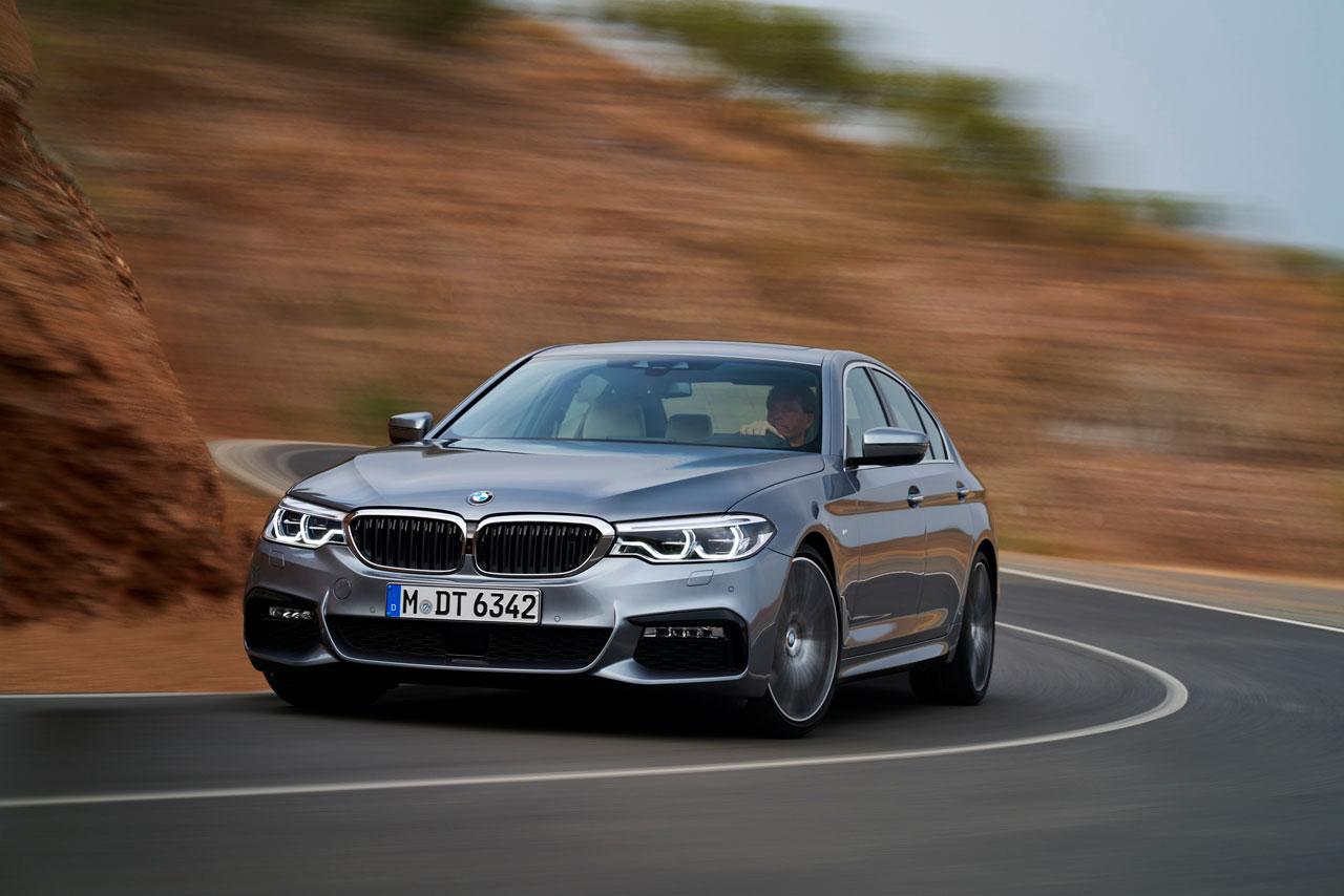Photo New 2017 BMW 5-Series