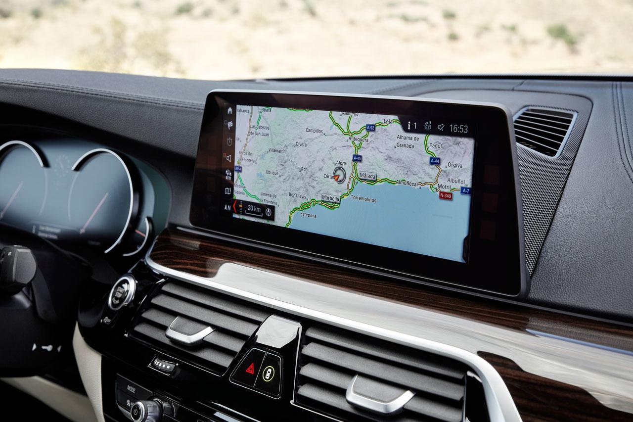 "New 2017 BMW 5-Series gets a 10.25"" infotainment as standard"