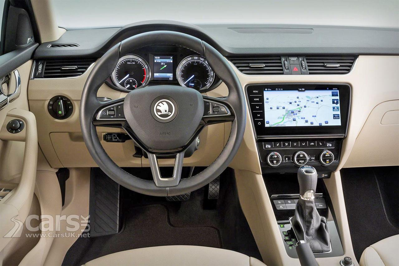 New diesels autos post for Interior skoda kodiaq