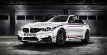 BMW M4 DTM Champion Edition celebrates BMW's DTM driver's title