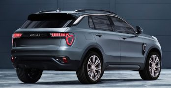 Lynk & Co 01 is a 'Sharing' Compact SUV with Volvo XC40 DNA