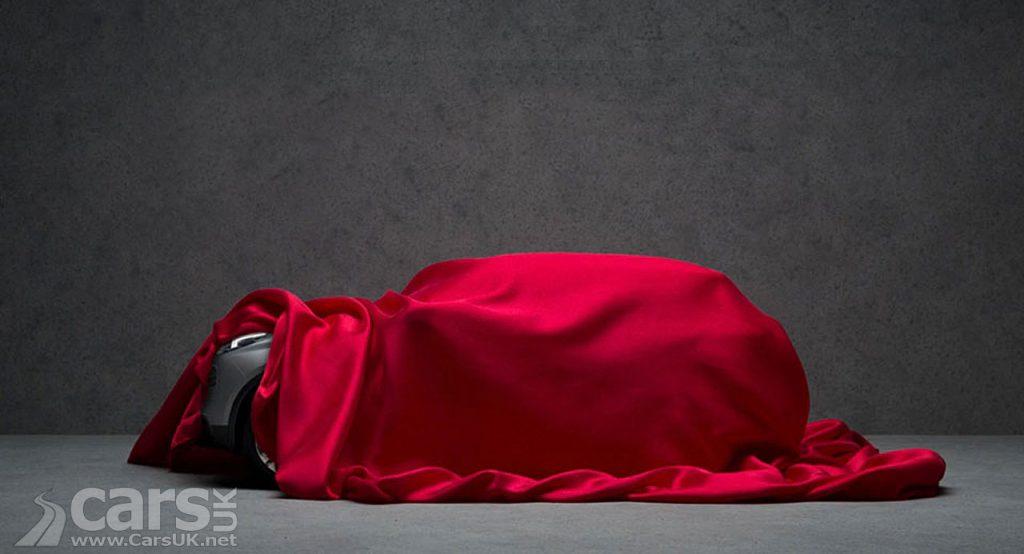 The Lynk & Co new car tease