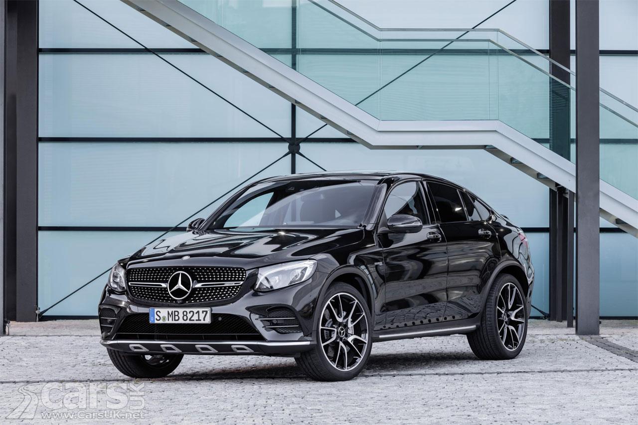 Photo Mercedes-AMG GLC 43 4MATIC Coupé