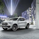 Mercedes Concept X-CLASS arrives as a Premium Mercedes Pick Up
