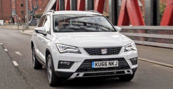 SEAT Ateca 4 DAY test drives on offer as SEAT bet on the Ateca's appeal
