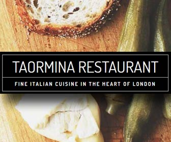 Taormina Restaurant London