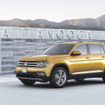 New Volkswagen Atlas SUV – VW attempts redemption in the US with a big PETROL SUV