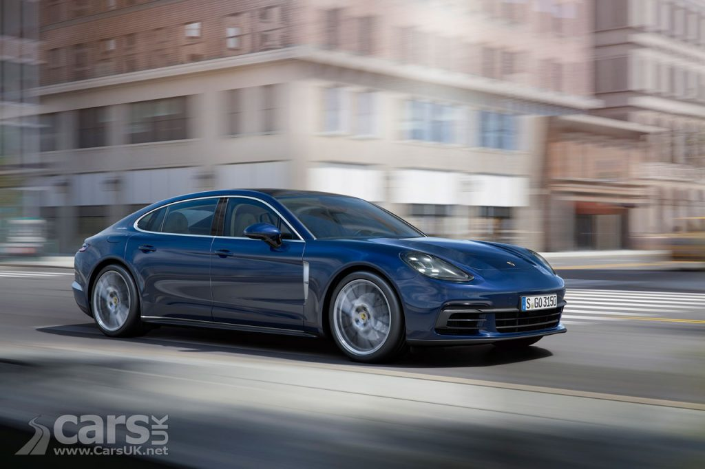 Photo Porsche Panamera Executive