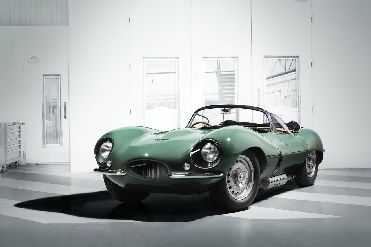 Photo Jaguar XKSS Continuation