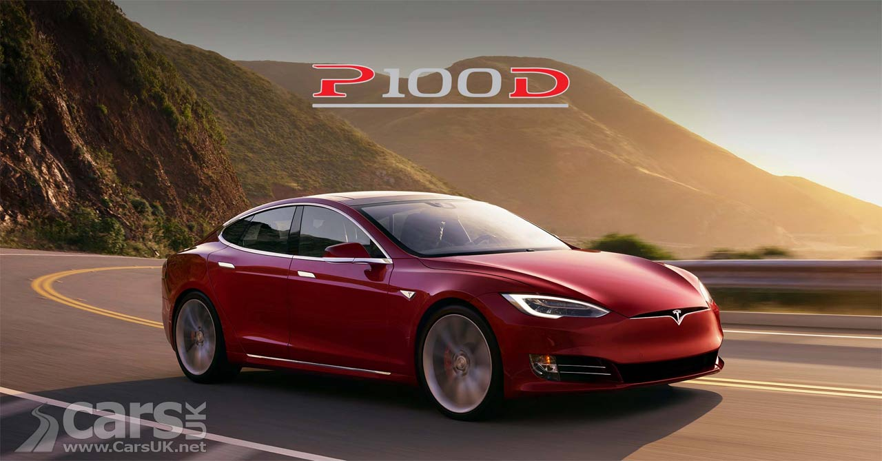 tesla p100d ludicrous easter egg promises even more power cars uk. Black Bedroom Furniture Sets. Home Design Ideas