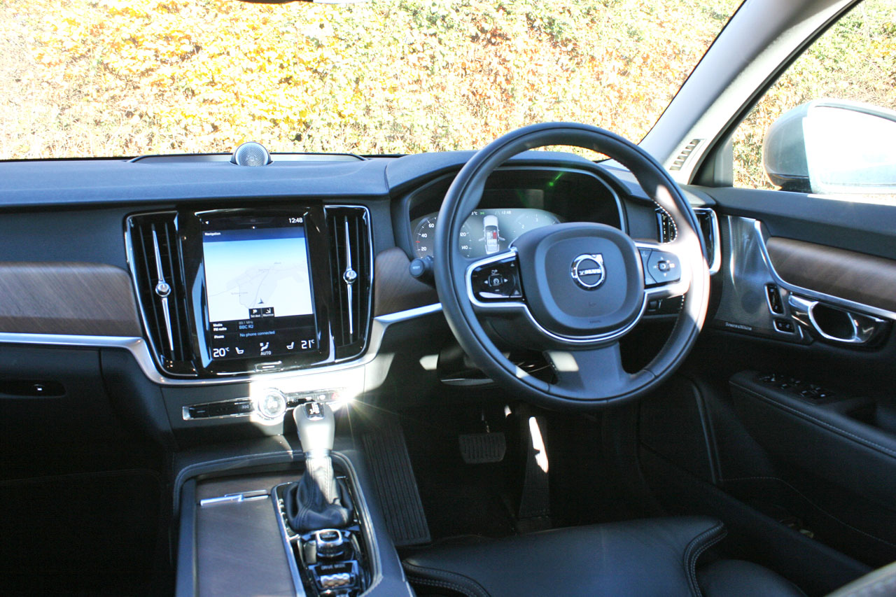 Photo Volvo S90 D4 Inscription Interior