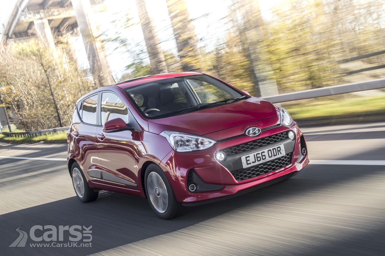 2017 hyundai i10 costs from 9 250 in the uk for the for the i10 s cars uk. Black Bedroom Furniture Sets. Home Design Ideas