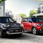 2017 Kia Soul & Kia Carens on sale in UK from £13,995 & £18,995 respectively