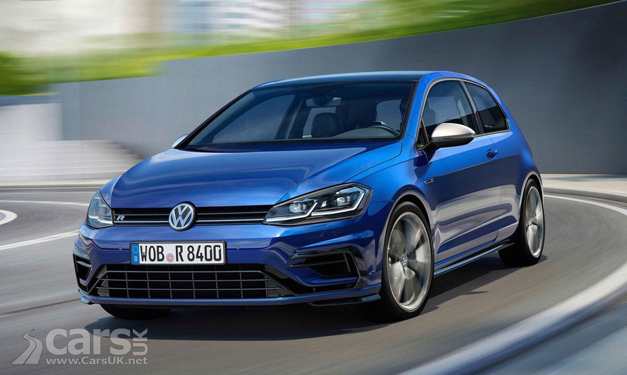 2017 volkswagen golf r gets 306bhp 0 62mph in 4 6 seconds cars uk. Black Bedroom Furniture Sets. Home Design Ideas