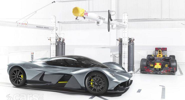 Photo Aston Martin AM-RB 001