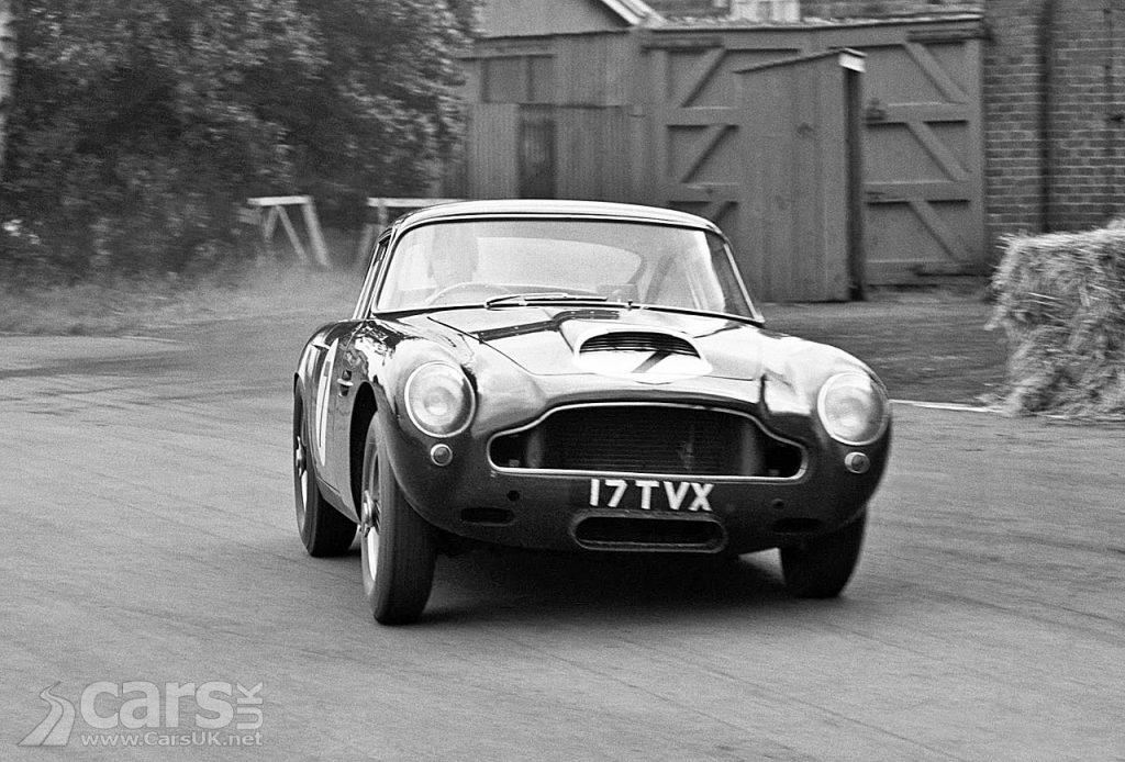 Photo Aston Martin DB4 GT