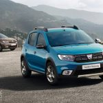2017 Dacia Sandero, Sandero Stepway and Logan on sale in the UK from £5,995