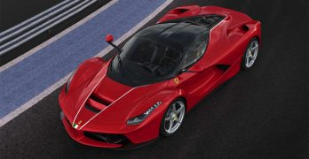 Ferrari's 500th LaFerrari benefits Italy Earthquake Fund by $7 Million