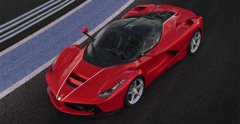 Ferrari's 500th LaFerrari benefits Italy Earthquake Fund by $7 Million
