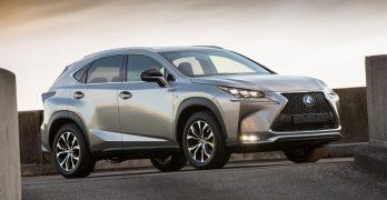 Toyota & Lexus reveal new more efficient hybrid powertrains