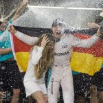 Nico Rosberg hits the top as World Champion – & announces his RETIREMENT