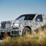 Rolls Royce Cullinan SUV back for another OFFICIAL spy shot outing