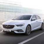 Vauxhall Insignia Grand Sport (the new Insignia) gets an early reveal