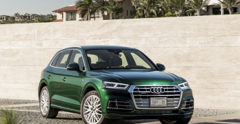 2017 Audi Q5 price and spec as the new Q5 goes on sale in the UK