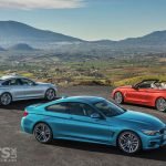 2017 BMW 4 Series tweaked across the range – Coupe, Gran Coupe & Convertible