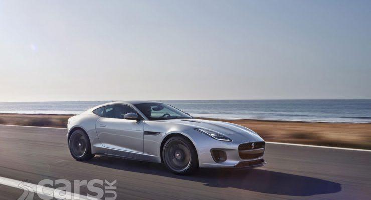Photo 2017 Jaguar F-Type facelift