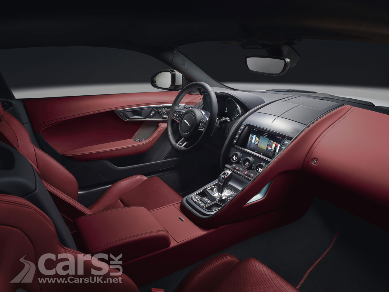 Photo 2017 Jaguar F-Type Interior