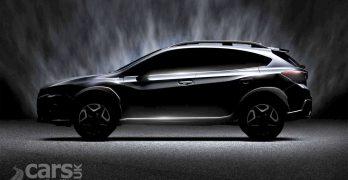 New 2017 Subaru XV Crossover heading for a debut at the Geneva Motor Show